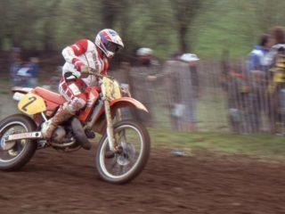 Dirk Geukens, 3rd overall in 1990