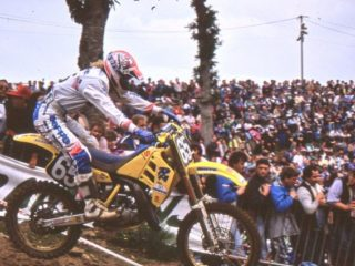 Donny Schmit, 1990 125cc world champ