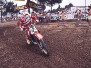1987 250cc E.Geboers