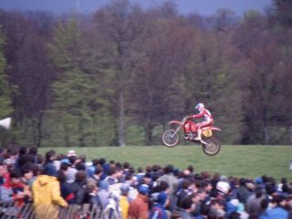 Geboers was long considered to small to win on the 500cc bike