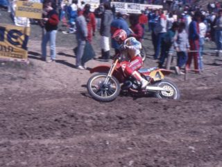 Georges Jobe finally won the 500cc title in 1987