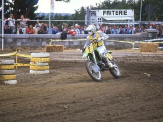 Jobe had a stretch of 10 top 3 finishes in 12 motos