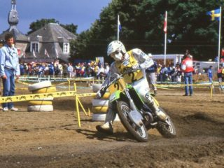 But a moto or GP win eluded Jobe in 1985