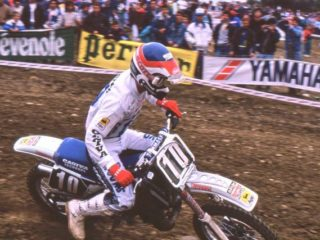Van Doorn returned after an injury plagued 1987