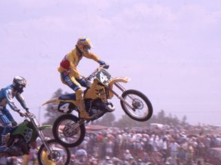 and repeated his 4th of 1988, and won a moto in Sweden