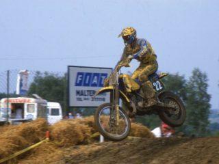 Gert Jan van Doorn started strong with a GP win in Austria
