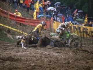 The Dutch GP in Heerlen was a mudfest