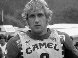 Graham Noyce in 1981