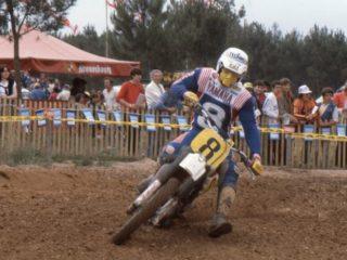 Hakan Carlqvist won the 1983 500cc title