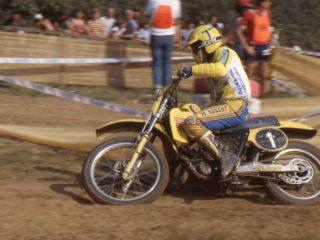 Everts won a GP and 2 motos