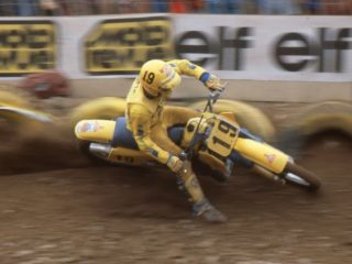 3-time 125cc champ Harry Everts made a succesfull switch to the big bikes