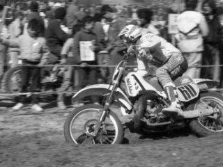 Heinz Kinigadner won the Belgium GP