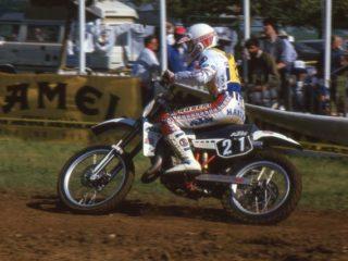 Jacky Martens on his KTM