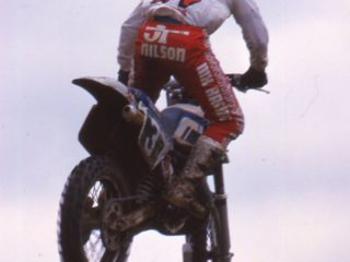 Jorgen Nilsson was 3rd in 1987 but off the pace in 1988