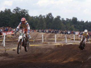 Van der Ven on his KTM