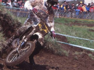 Van der Ven finished 4th overall in 1988