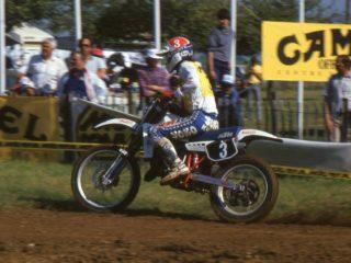 Kees van der Ven, 4th overall