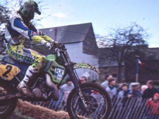 Kurt Nicoll, #2 remained #2