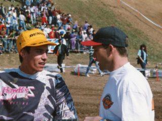 Mickael Masschio and Laporte