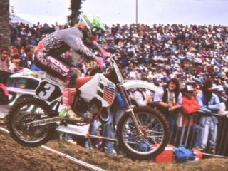 Healey on the factory KTM