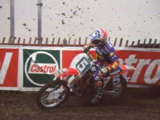 Kurt was the best Honda rider