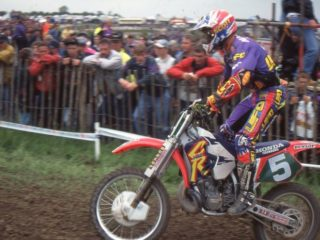Kurt Nicoll, 4th in 1995