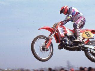 Pekka Vehkonen tried it on the 500cc in 1993, he scored a couple of 5ths