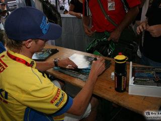 Steve Ramon, vice world champion