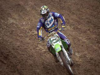Stefan Everts on his Kawasaki