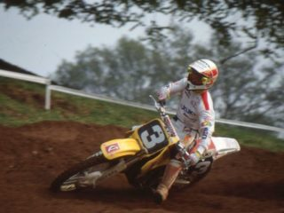 Tragter won 3 GP's, including his home GP
