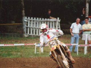 Tragter did not win a GP and just one moto after the 5th GP, but consistency was key