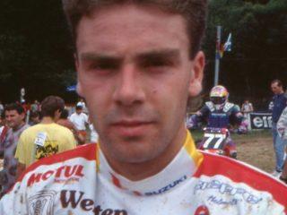 1993 125cc world champion Pedro Tragter