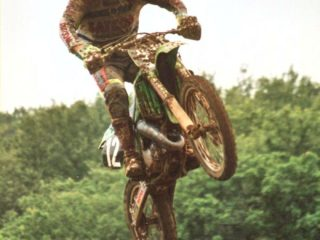 Van Rees was the best Kawasaki rider in 7th