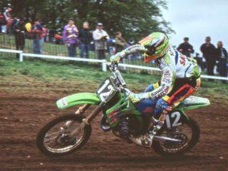 Remy van Rees, moto winner in GBR and NED