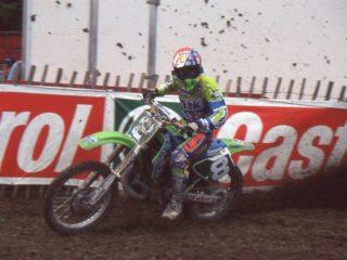 Vohland had 12 podium finishes
