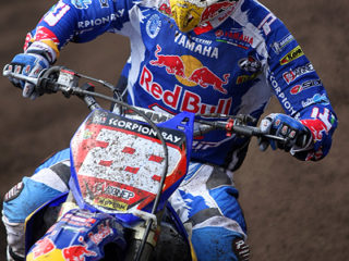 Antonio Cairoli, the 2009 MX1 world champion