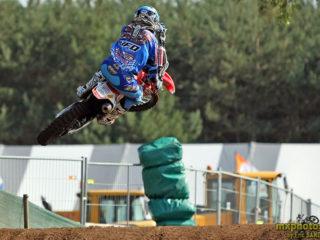 Desalle added a moto win in Kegums