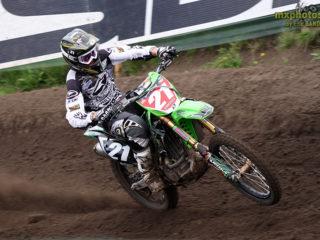 Gautier Paulin 3rd overall in 2009