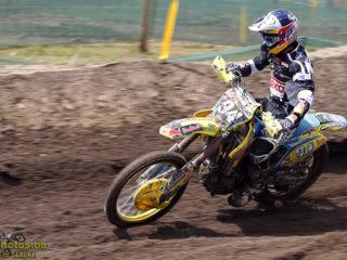 Ken Roczen on the Suzuki in 2009
