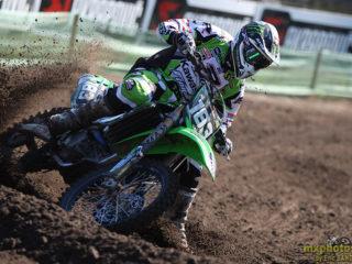 Steven Frossard won a moto in Germany