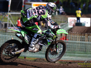 Steven Frossard, 6th this year