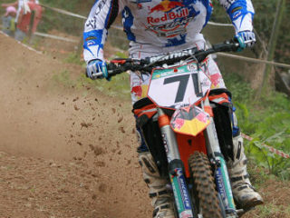 Barragan won a moto in Bulgaria and Valkenswaard