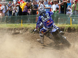 By the time Cairoli got injured he was trailing Rattray by 14 points