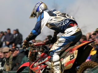 De Dycker was Mr. Consistent: He scored in all motos
