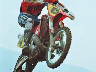 Marcus Hansson in 1994