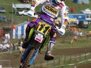 Jacky Martens, finally champion in 1993