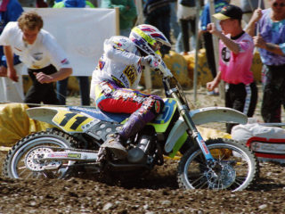 Jacky Martens won the title by 3 points