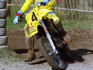 Joel Smets, 3rd overall in 1993