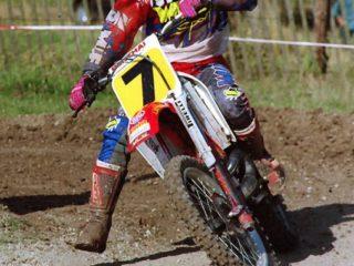 Jorgen Nilsson, vice world champion in 1993