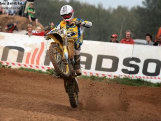 Ramon won a moto in Sweden